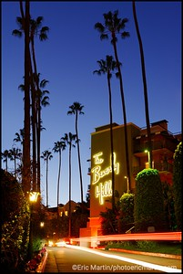 CALIFORNIE. BEVERLY HILLS. COMTÉ DE LOS ANGELES. The Beverly Hills Hotel