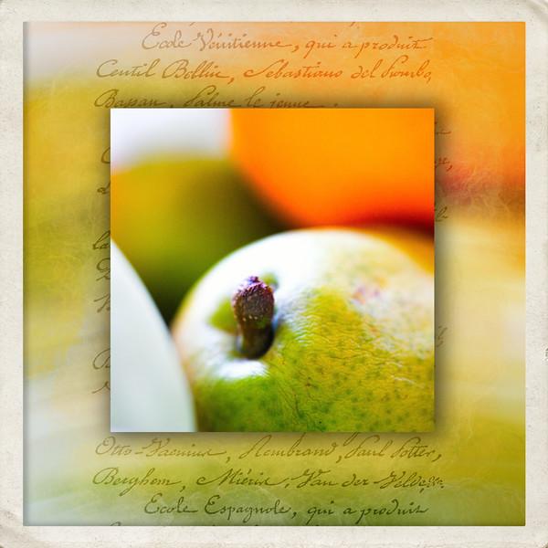 The Art of Lemon Pears