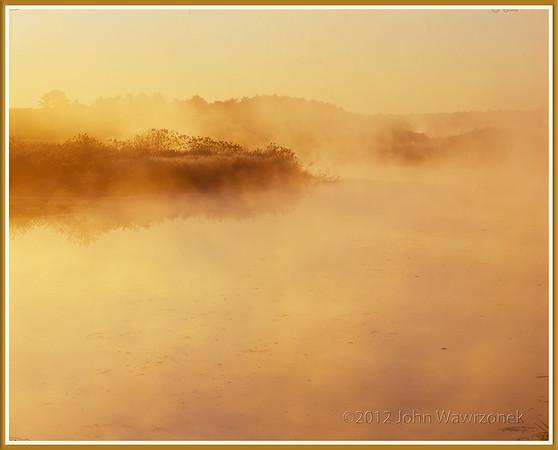 Morning Mists II