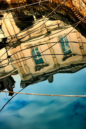 Piran Reflected