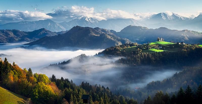St. Thomas, Kranjska Gora, Slovenia