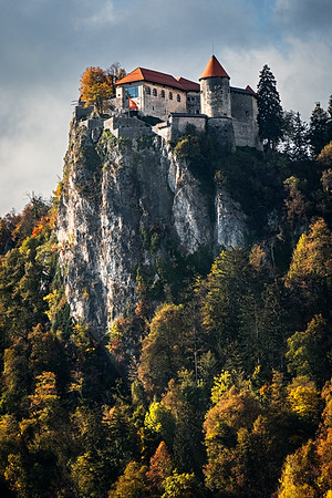 Castle On A Rock