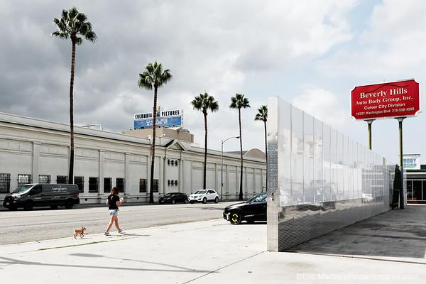 LOS ANGELES. CULVER CITY. STUDIO DE CINEMA Sony Pictures Studios