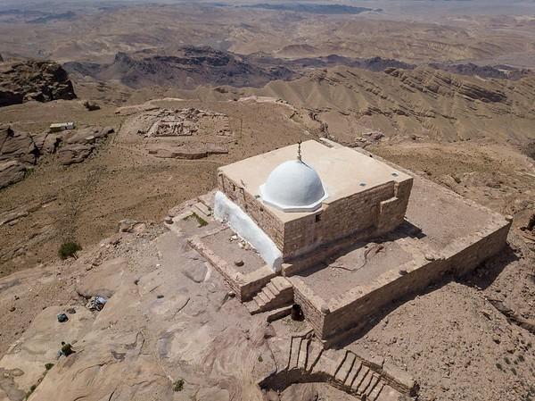 Aaron's Tomb