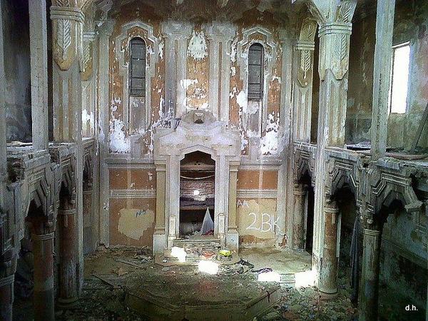 Dar Bishi Synagogue, Tripoli, Libya