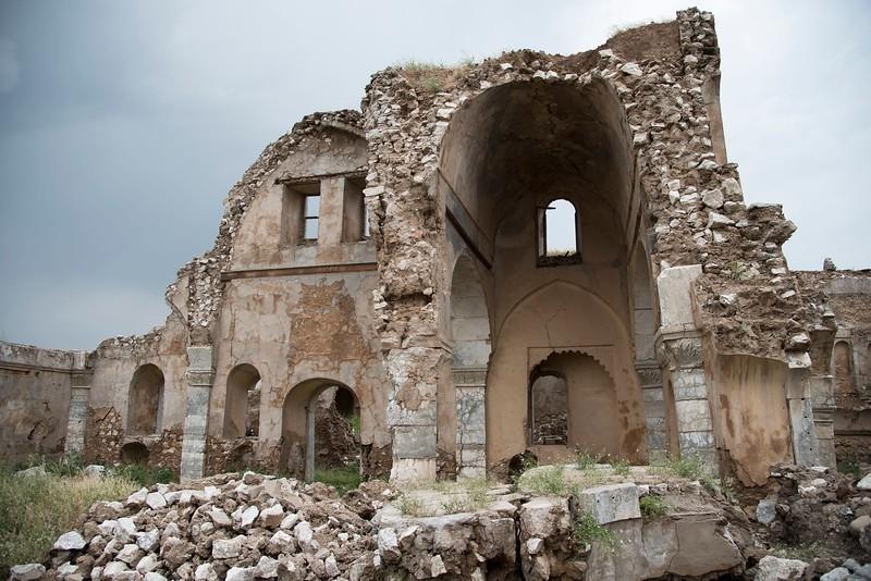 Synagogue in Kirkuk, Iraq