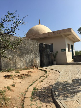 Tomb of Job, Salalah, Oman