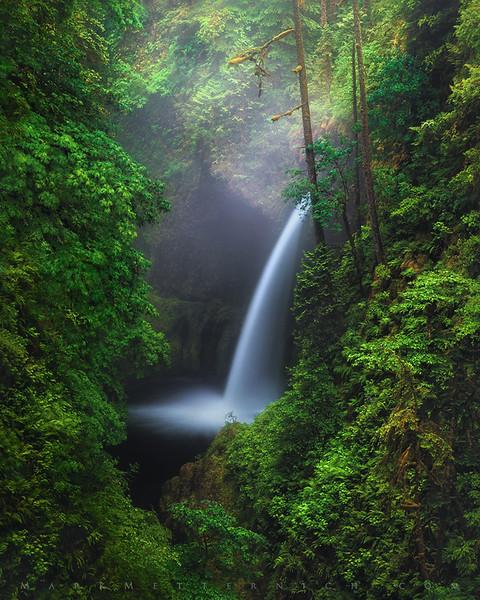 Homage to Metlako - Oregon
