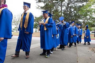2015 COA Graduation