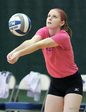 10-18-2014 Westfield Women's Volleyball vs Mass Maritime