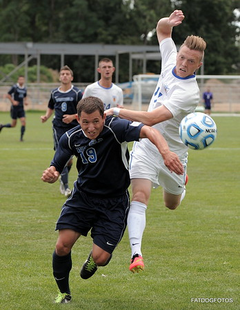8-30-2014 Westfield State vs Western New England Men's Soccer