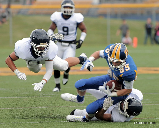 9-14-2014 Westfield State vs Western New England FOOTBALL
