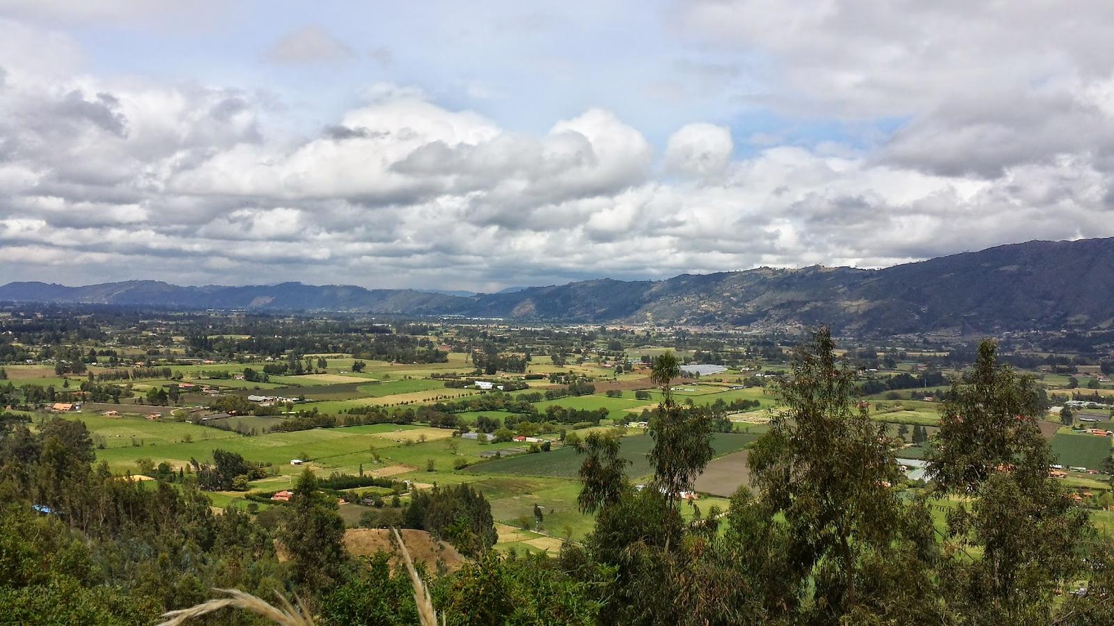 Colombia, Tenjo Vallley