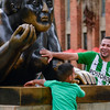 Botero Square Sculpture Park - Medellin.