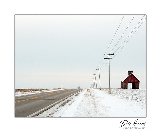 Central Illinois Winter