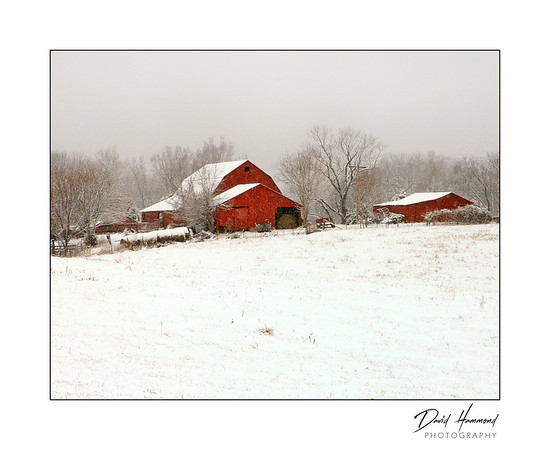 Union County Barn