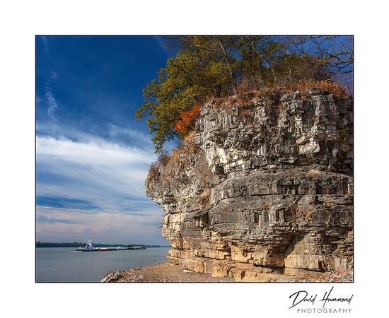 Ohio River Scene