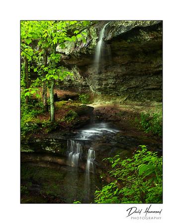 Rocky Bluff Waterfall