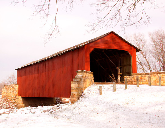 St.Mary's Covered Bridge