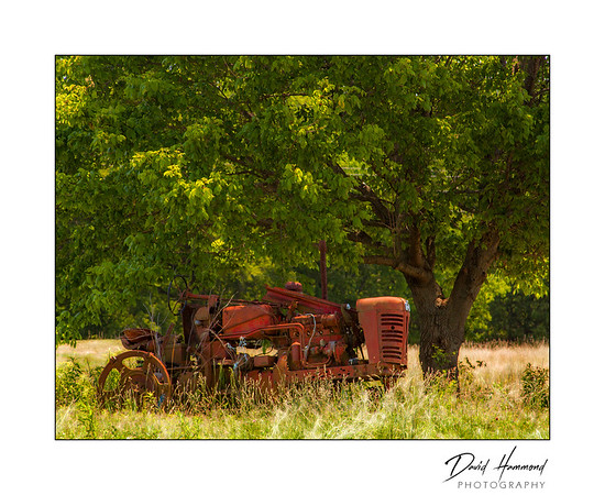 Lawrence's Tractor