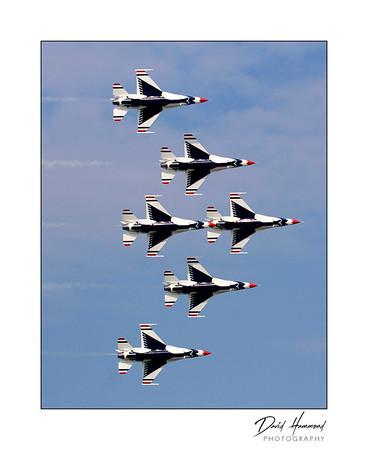 Thunderbird formation