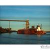 Barge loading on the Ohio