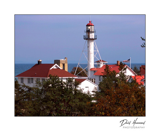 Whitefish Bay Lighthouse