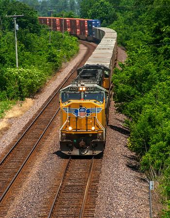 Union Pacific 4247