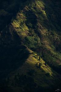 Lumière & montagne