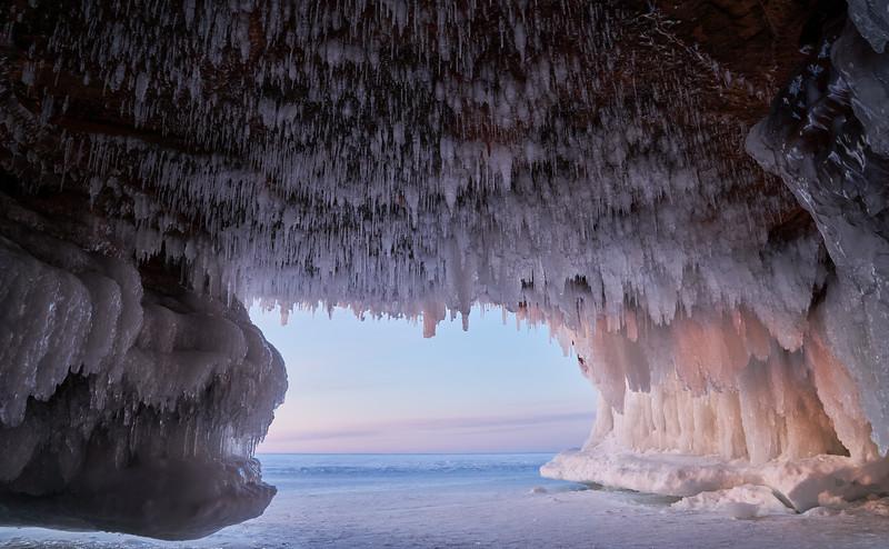 MAWIKWE ICE CAVE