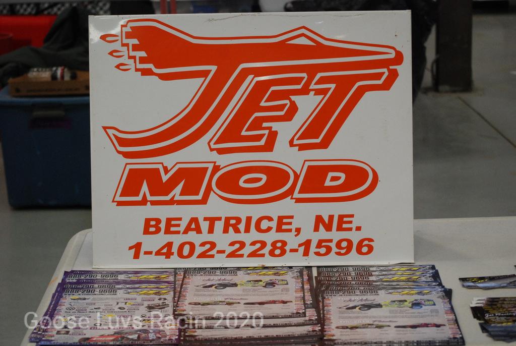 JET MOD. BEATRICE, NE. 1-402-228-1596