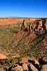 CO COLORADO NATIONAL MONUMENT GRAND VIEW KISSING COUPLE SEPTJG_MG_6530SSW