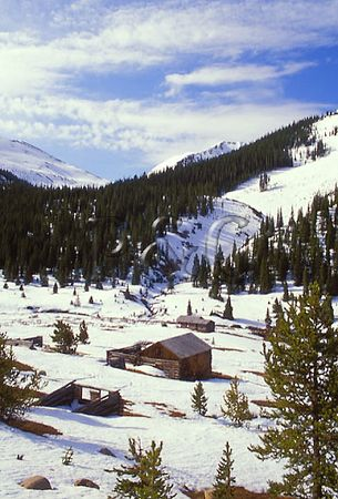 CO ASPEN INDEPENDENCE PASS GHOST TOWN 1 W