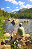 CO ESTES PARK ROCKY MOUNTAIN NATIONAL PARK BEAR LAKE AUGAA_MG_0669MMW
