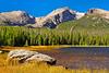 CO ESTES PARK ROCKY MOUNTAIN NATIONAL PARK Bierstadt Lake SEPTAH_9137705cMMW