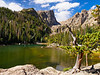 CO ESTES PARK ROCKY MOUNTAIN NATIONAL PARK Dream Lake SEPTAH_9115968MMW