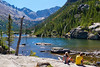 CO ESTES PARK ROCKY MOUNTAIN NATIONAL PARK MILLS LAKE MILLS LAKE TRAIL SEPTAG_9211794cMMW