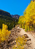 CO ESTES PARK ROCKY MOUNTAIN NATIONAL PARK MILLS LAKE TRAIL SEPTAG_9214775cMMW