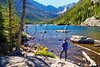 CO ESTES PARK ROCKY MOUNTAIN NATIONAL PARK MILLS LAKE MILLS LAKE TRAIL SEPTAG_9214016cMMW