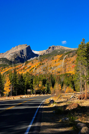 CO ESTES PARK ROCKY MOUNTAIN NATIONAL PARK BEAR LAKE ROAD OCTAF_MG_3242bMMW