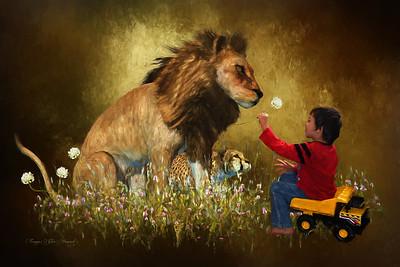 0994-PE-0151 Courage Does Not Always Roar