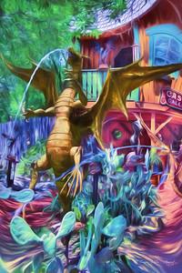 5123-TL-0522A Dragon's Trove