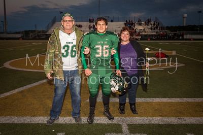 "2017 Fall ""Senior Night"""