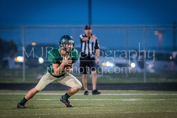 Canyon Lake Hawks JV Football hosted the Austin Reagan Raiders (non-conference) in a 36 - 0 win.  [Sep. 6, 2017]
