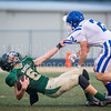 The Canyon Lake High School JV football team defeated the Lampasas High School Badgers, 34 - 7. [Sep. 28, 2017]