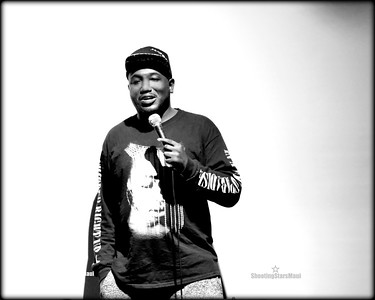 HANNIBAL BURESS presented by POWER UP COMEDY