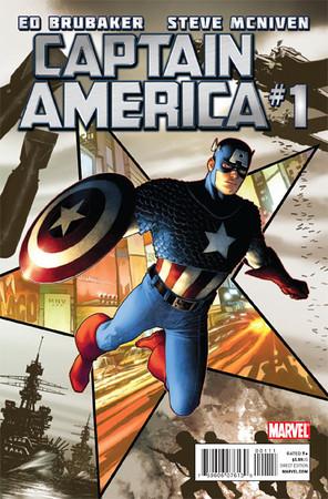 Captain America 2011 Series