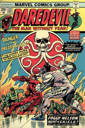 DAREDEVIL COVERS