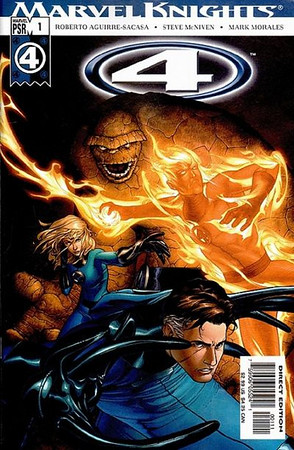 Fantastic Four Covers