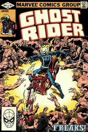 GHOST RIDER COVERS